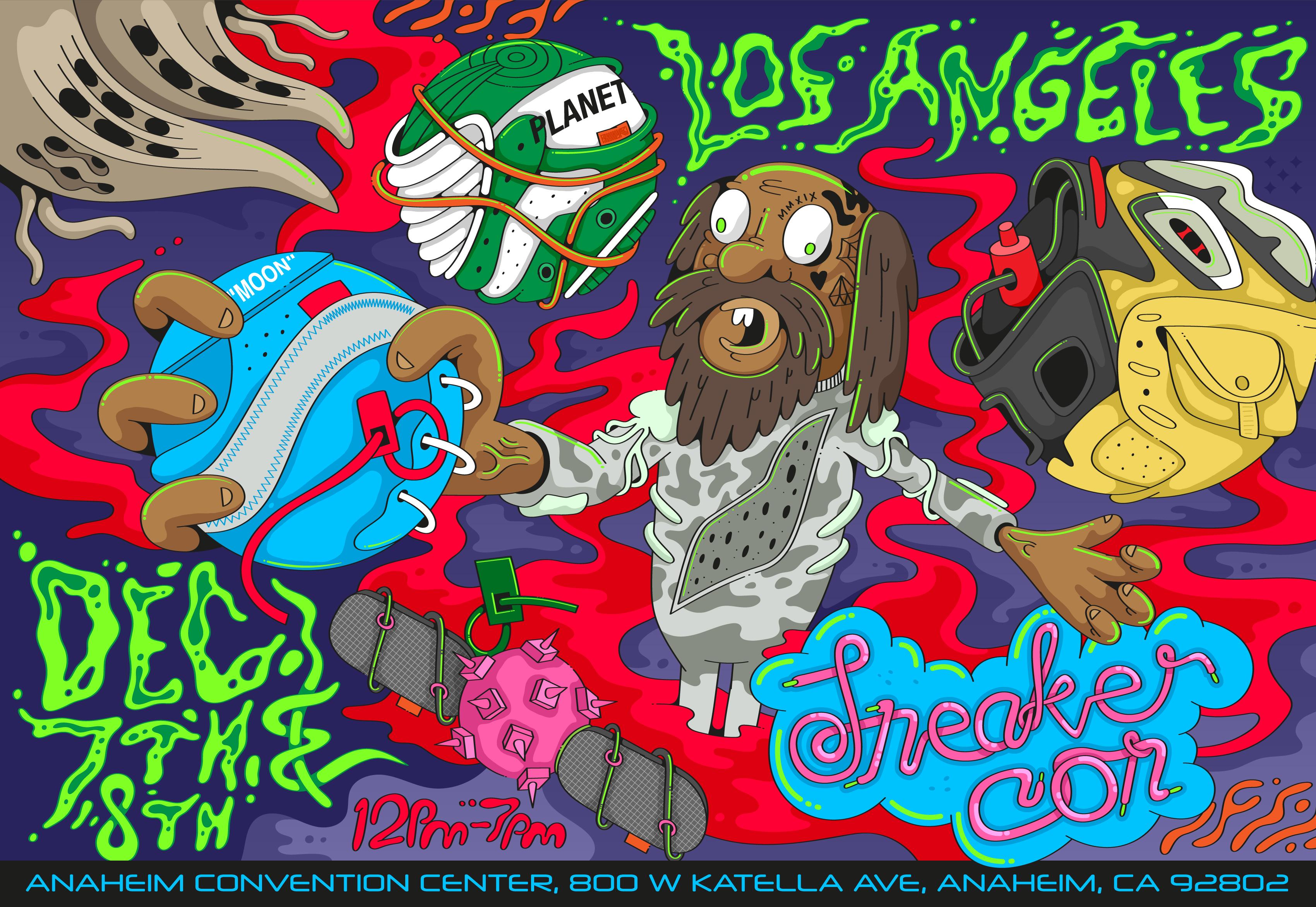 Sneaker Con - Sneaker Con Los Angeles