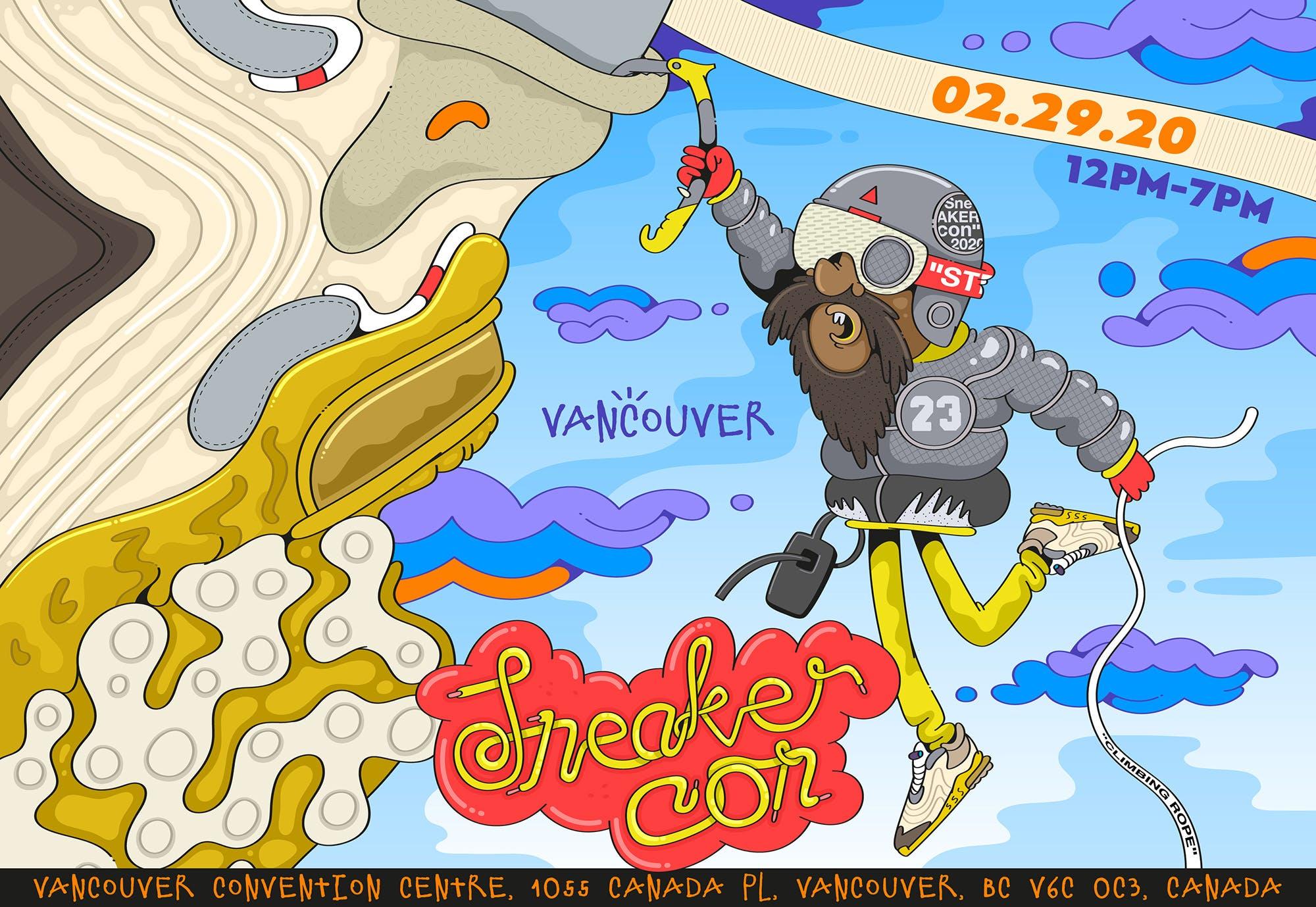 Sneaker Con Vancouver