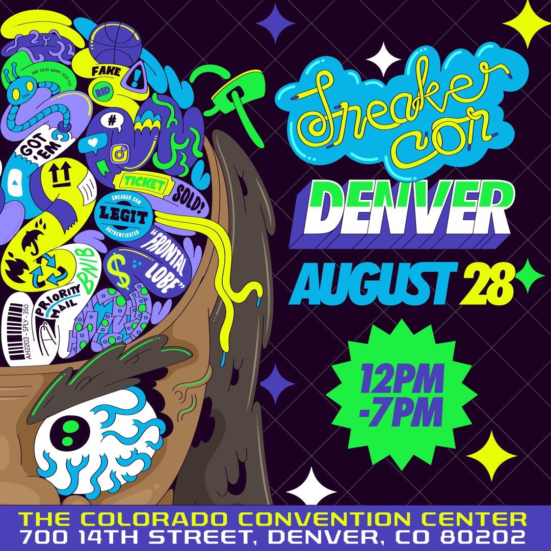 Sneaker Con Denver