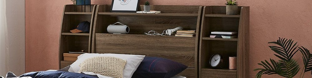Five ways to maximise your bedroom storage