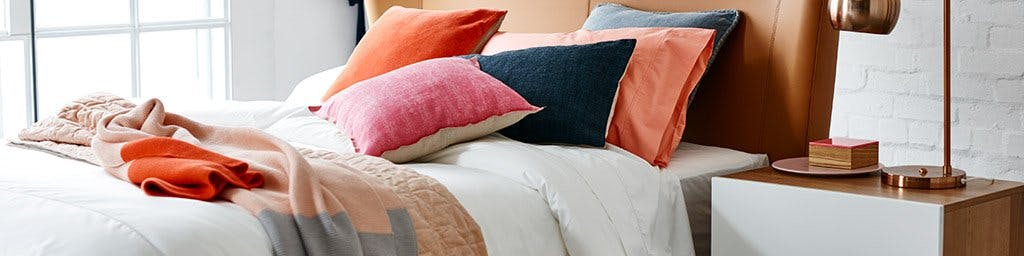 FIVE WAYS TO UPDATE YOUR BEDROOM LOOK FOR LESS