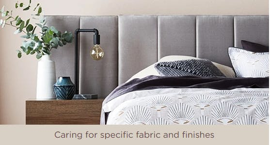 Caring for specific fabrics
