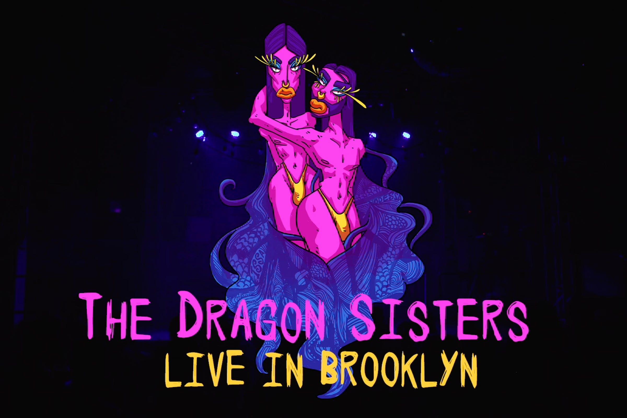 The Dragon Sisters Big Brooklyn Pride Party