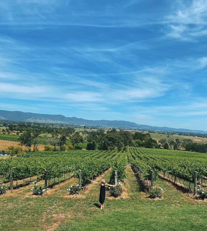 Winery located in Mudgee