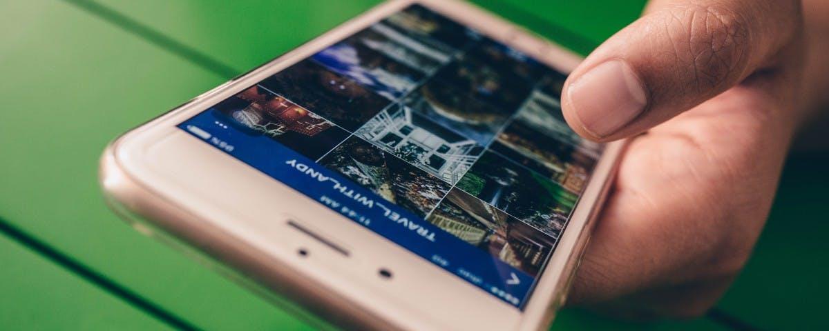 Errores en Instagram que se deben evitar