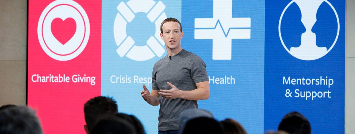 Facebook realiza cambios que no le convienen a las empresas