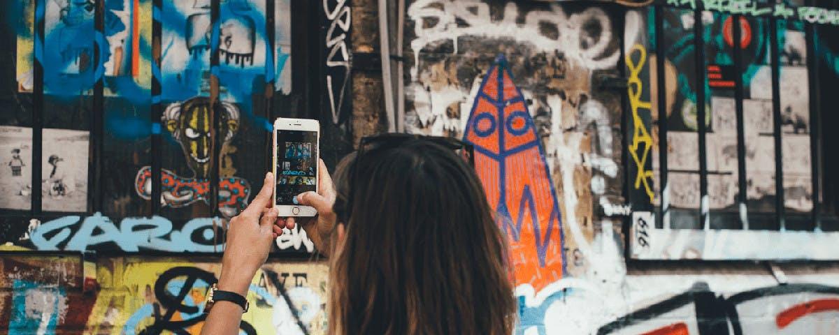 Buscar y descubrir contenido en Instagram