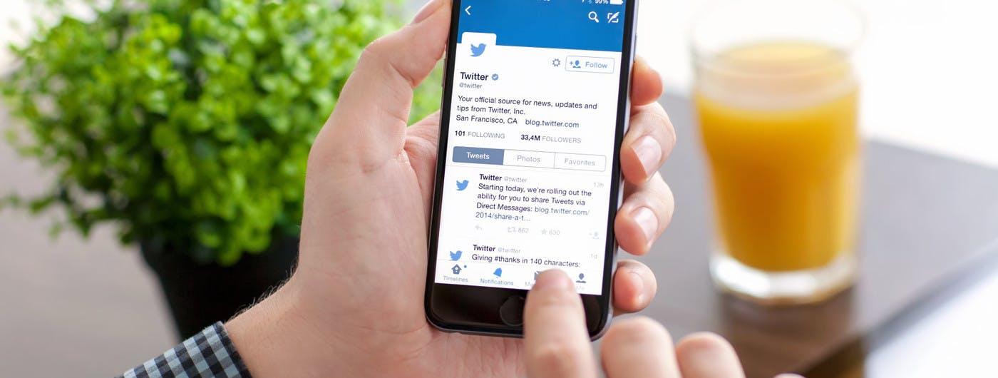 Twitter  amplía a 280 caracteres sus mensajes para mejorar su uso en distintos idiomas