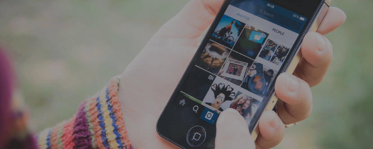 Mensajes directos de Instagram soportan enlaces web y diferentes orientaciones de fotos