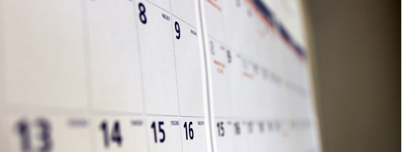 What is a social media calendar and how should you use it?
