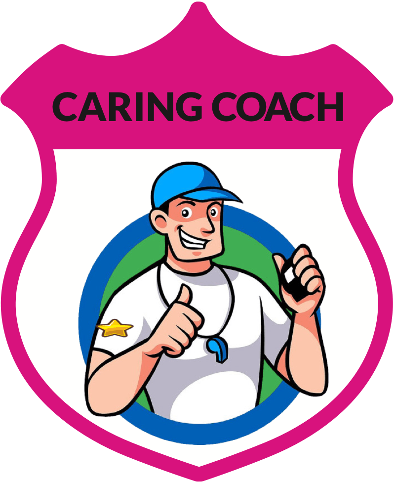 Caring Coach badge