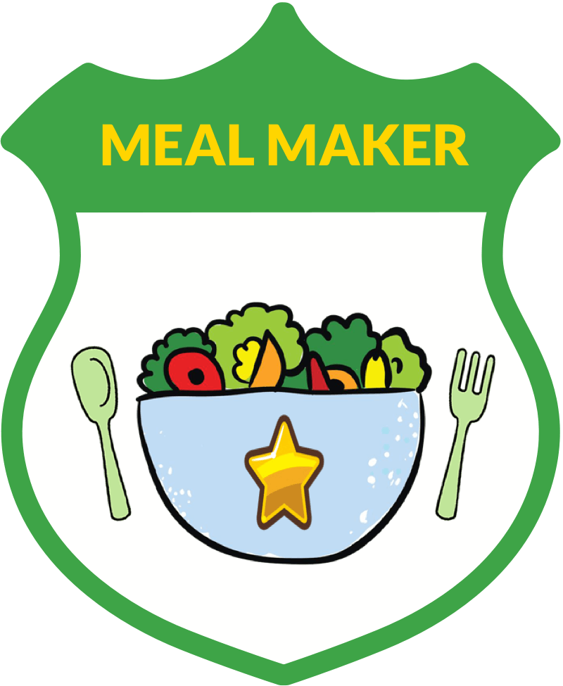 Meal Maker badge