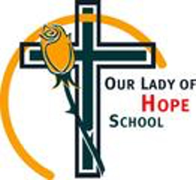 Our Lady of Hope School, Greenwith