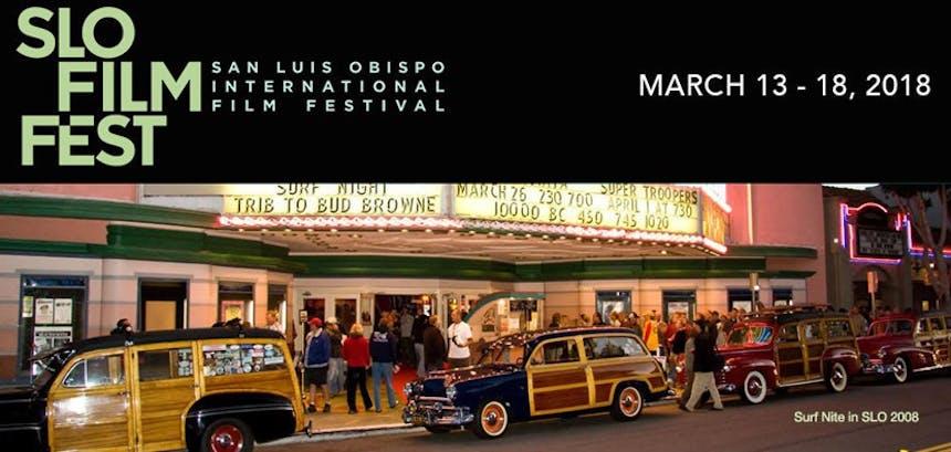 Sitio web del Festival Internacional de Cine de San Luis Obispo