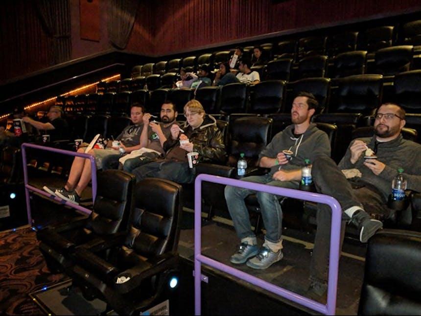A equipe SoCreate fica em audiência