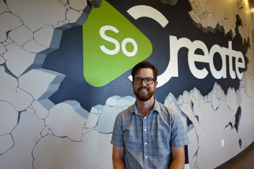 SoCreate welcomes new team member Eric Broberg