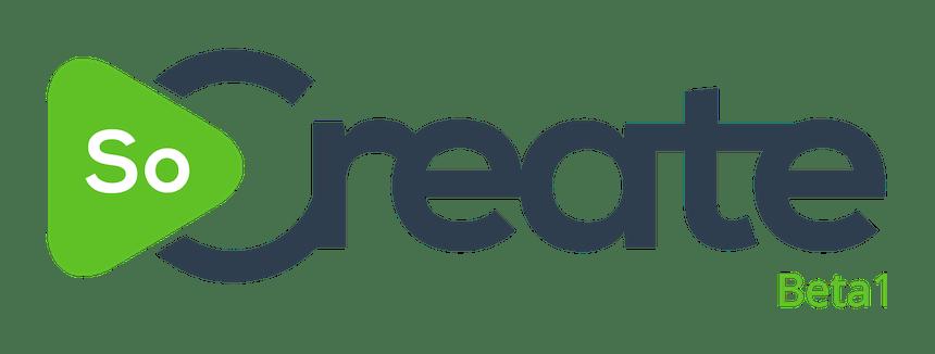 SoCreate Beta1 Logo padding all around
