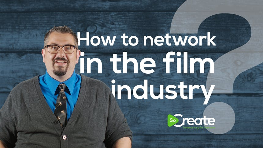 Bryan Young Preview Image - How to Network in the Film Industry