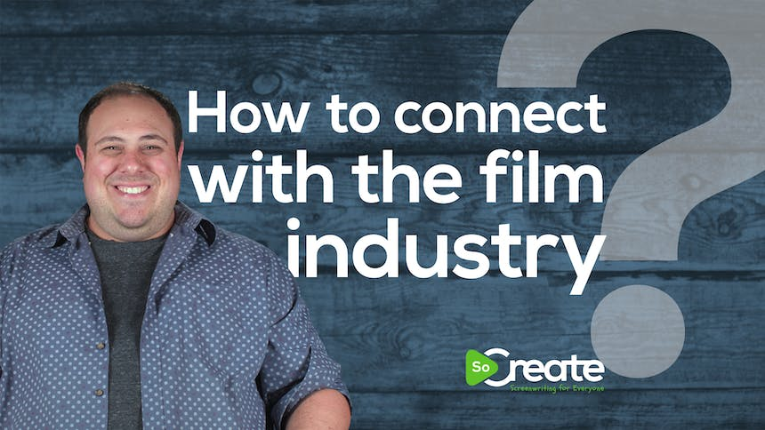 Danny Manus - How to Connect with the Film Industry  Preview Image
