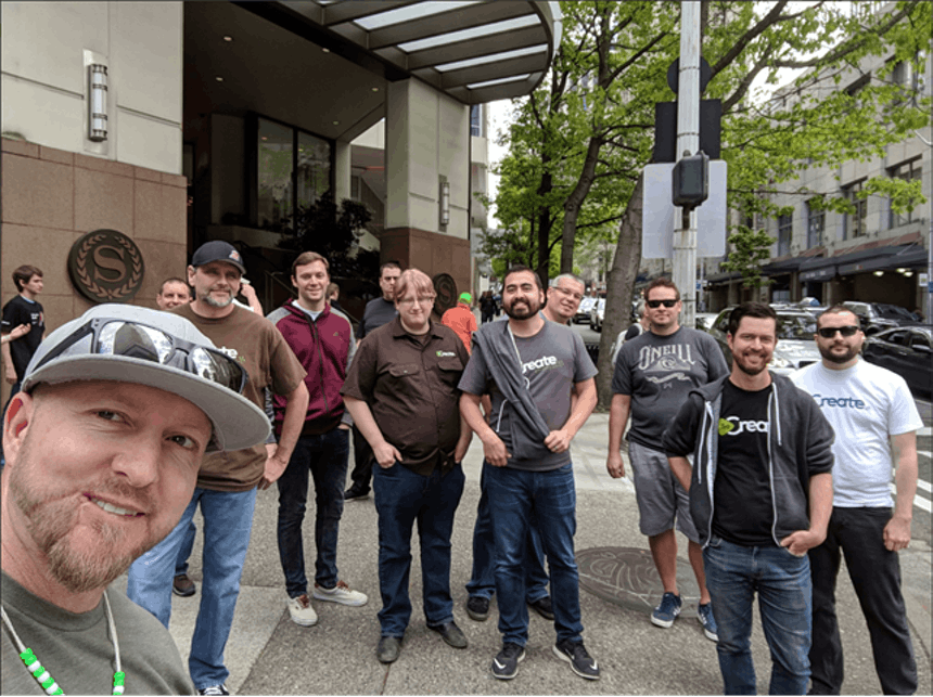 SoCreate heads to Seattle attending Microsoft's 2018 Build Conference