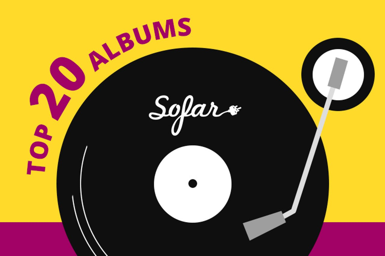 20 Favorite Albums of the 2010s | Sofar Staff Selects