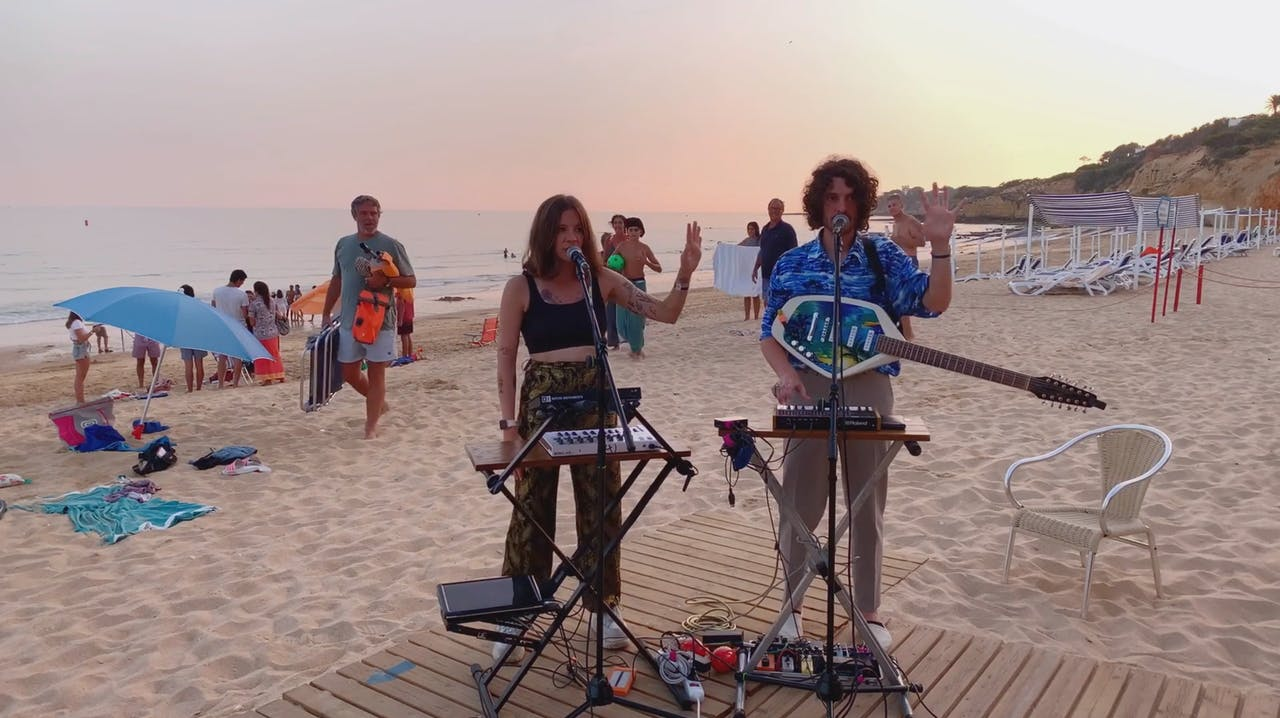 Video Roundup: Close Your Eyes and Imagine Yourself at These Tropical Shows