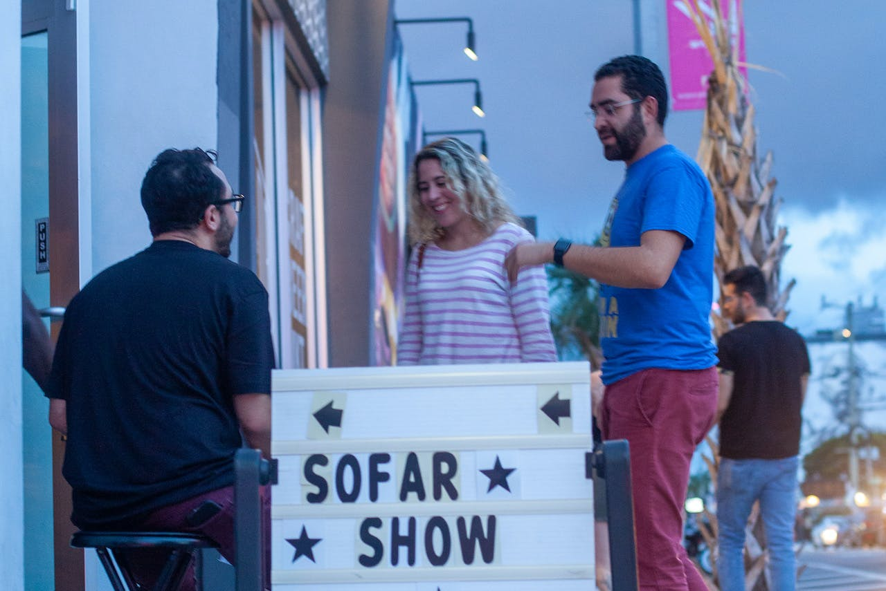 COVID-19 policy change for upcoming Sofar shows