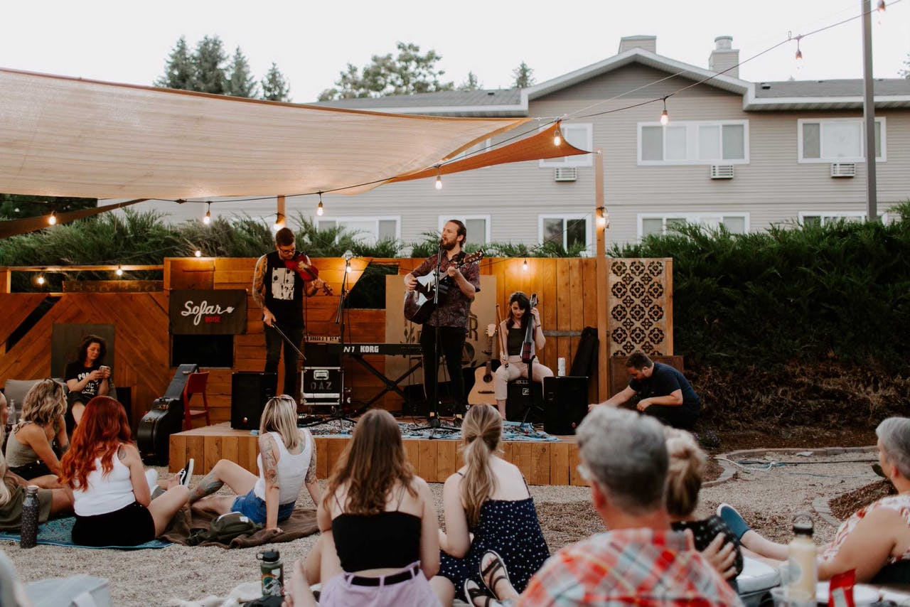 What's It Like to Attend a Summer Sofar?