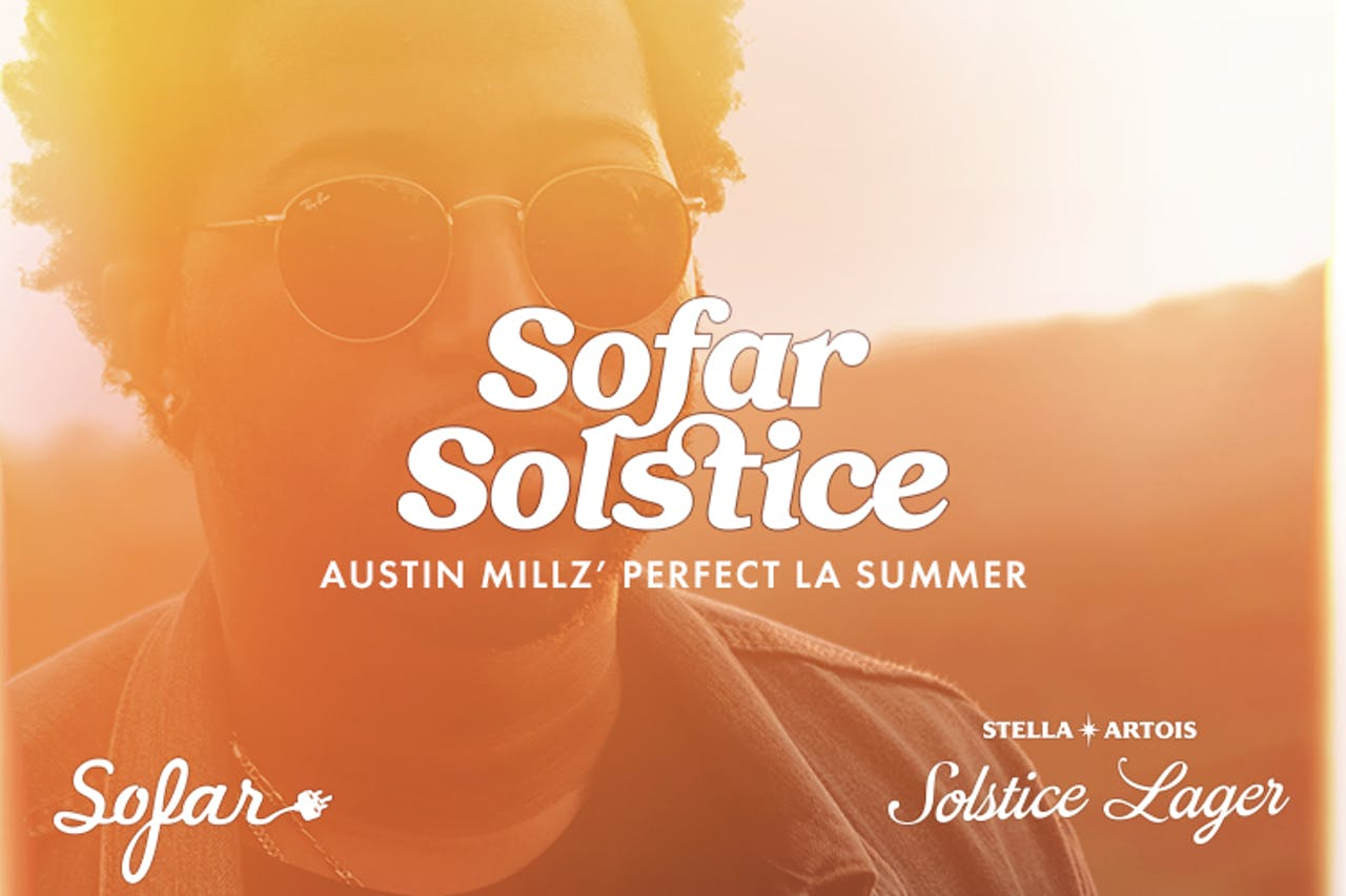A Guide to Producer Austin Millz' Perfect LA Summer