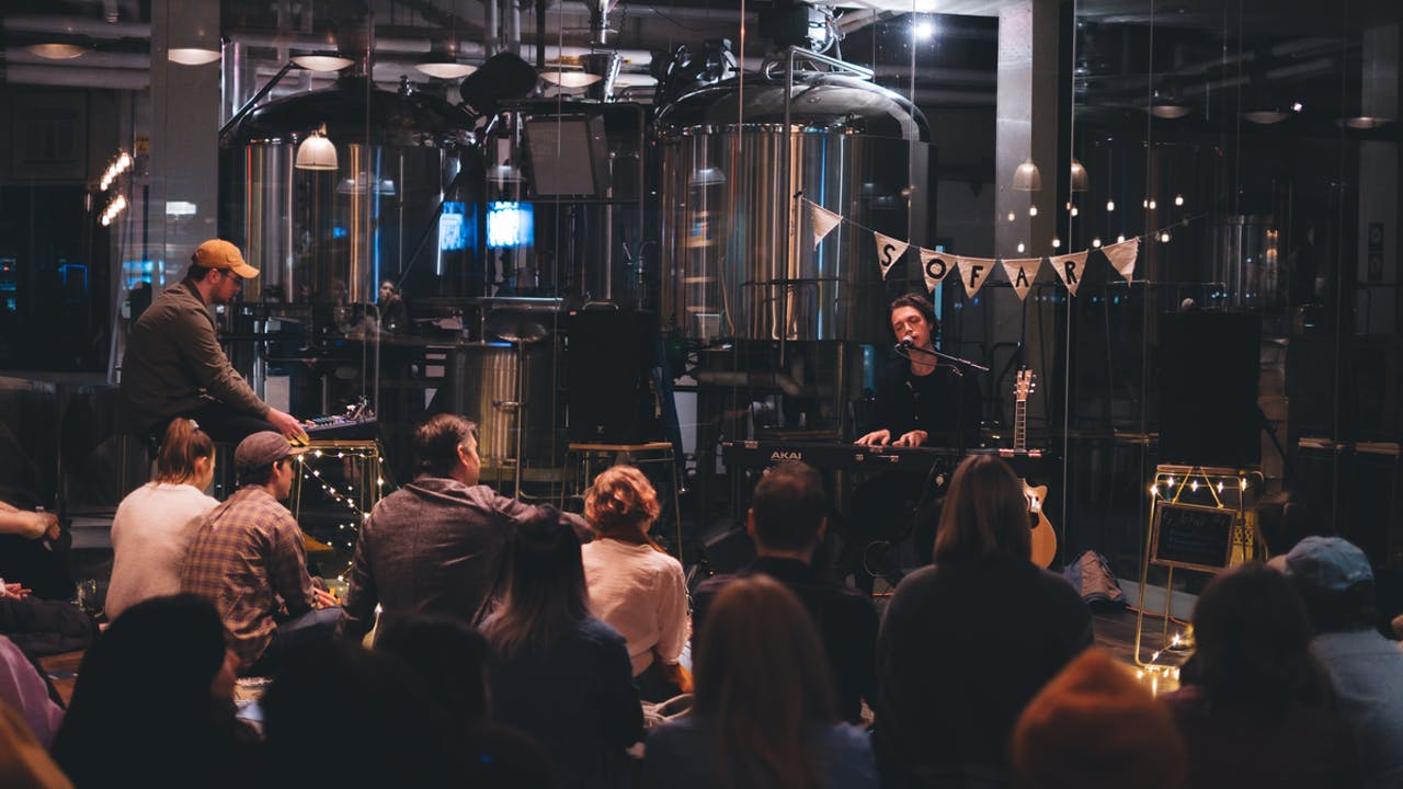 What We're Doing to Support Sofar's Artist Community
