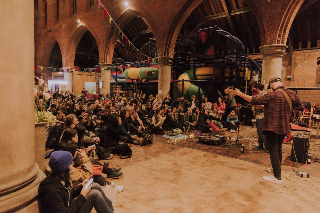Seated joins Sofar Sounds!