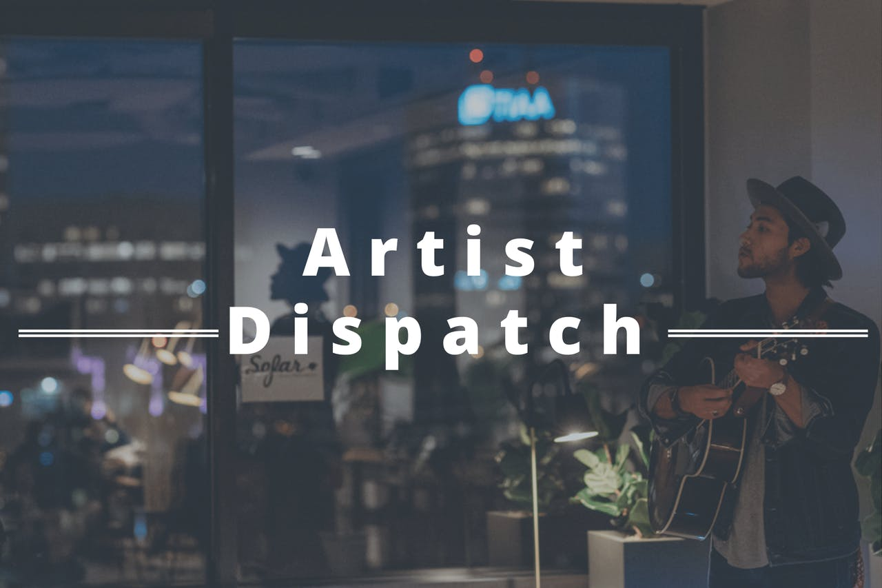 Artist Dispatch: The reality of COVID-19's effect on working artists' careers
