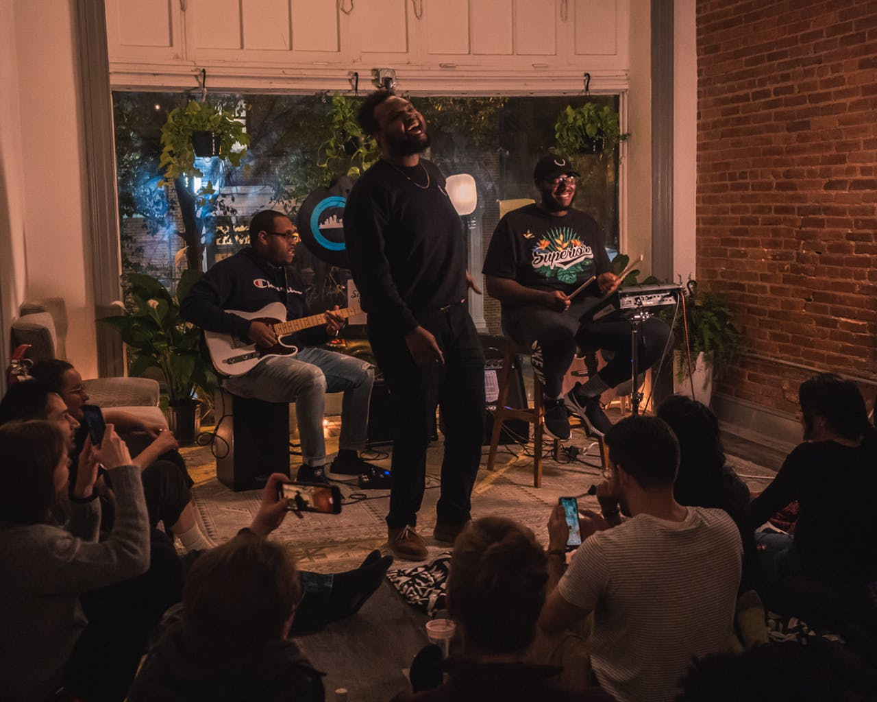 Support Black-Owned Businesses and Sofar Hosts
