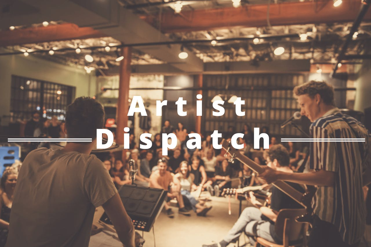 Artist Dispatch: Where Sofar artists are finding inspiration right now