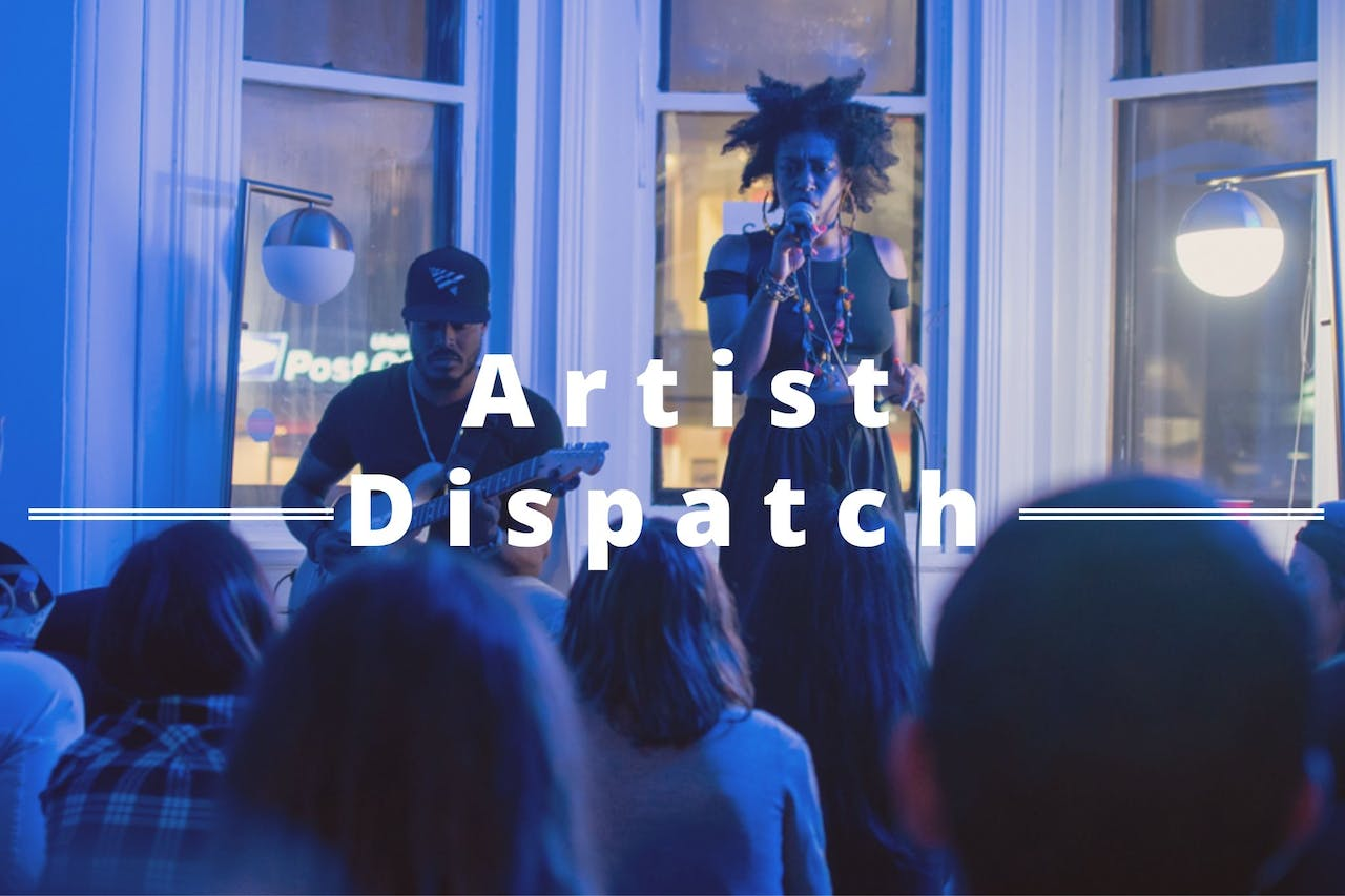 Artist Dispatch: How Sofar artists are practicing a little self-care