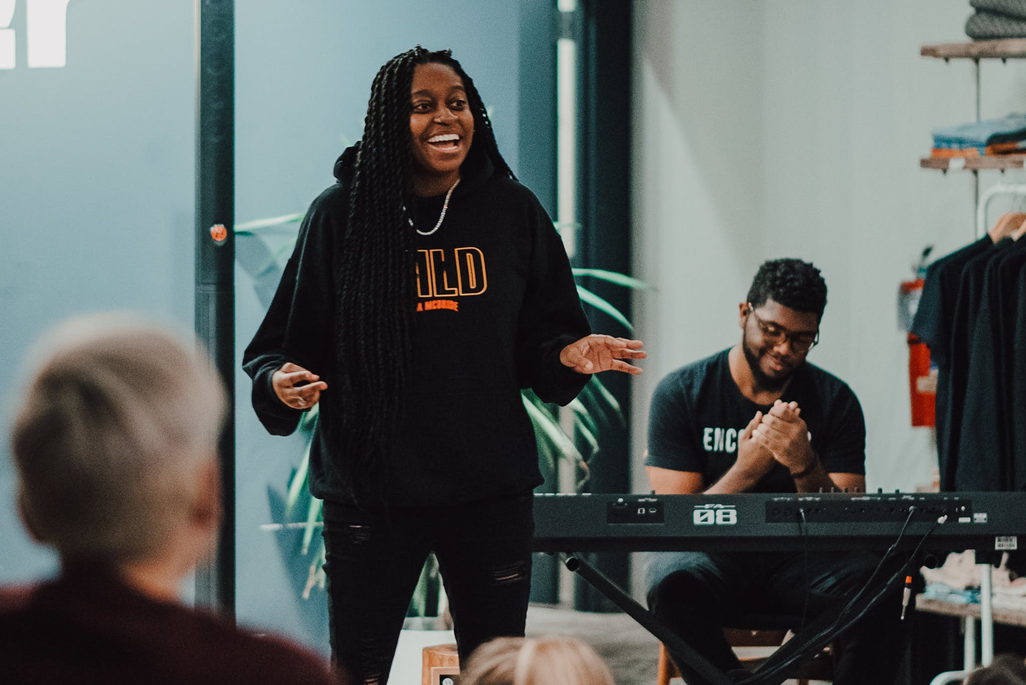 Celebrating Black History Month with Sofar Sounds