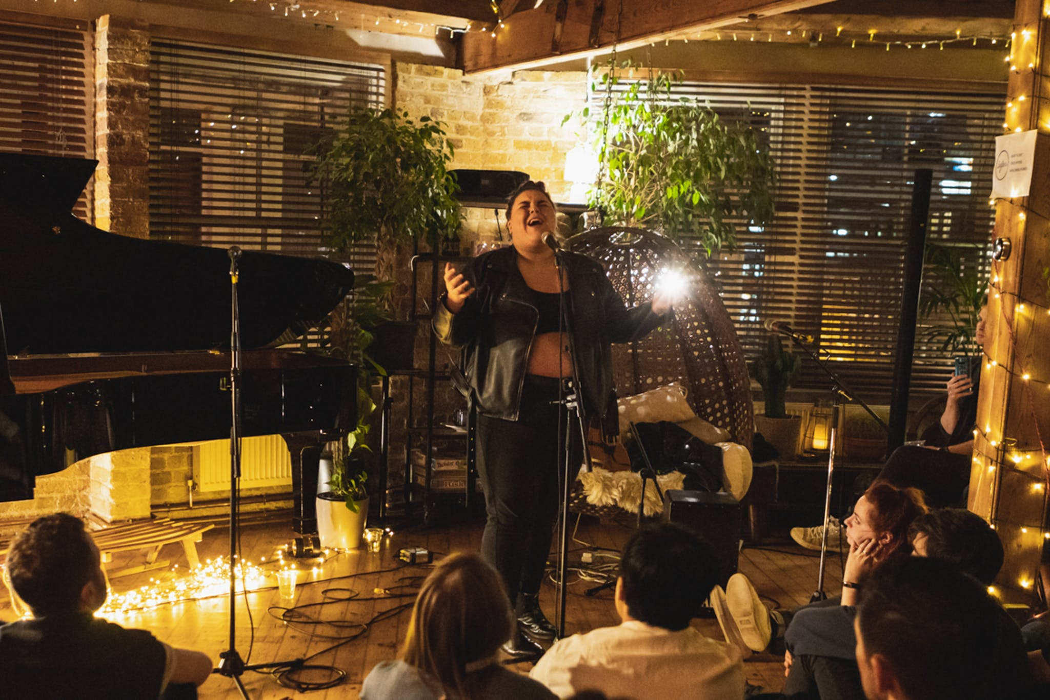 Keep Listening! Introducing the Sofar Listening Room