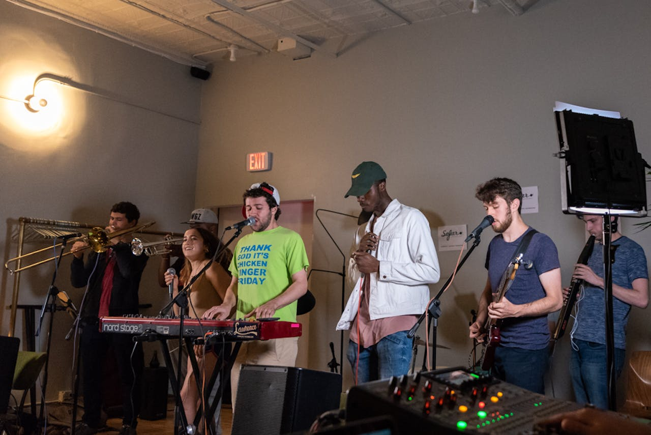 Backstage Pass: Sofar Supergroup Hi-Lo Jack