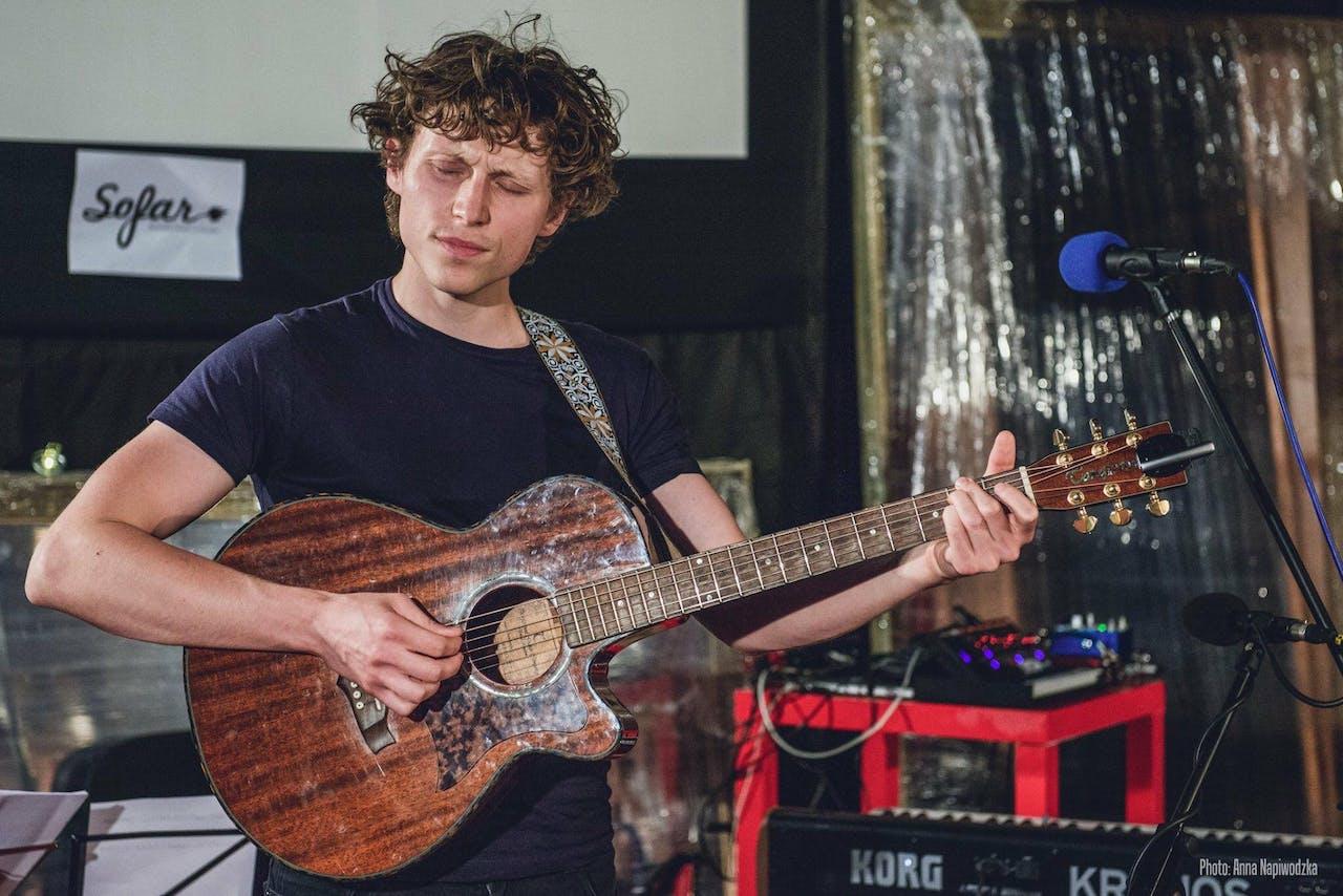Backstage Pass: Artist Josh Savage on Playing Sofars Around the World