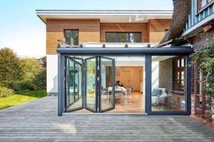 Solarlux by Reveal - SDL Akzent Plus Wintergardens - Yorkshire