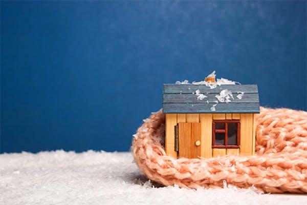 tips voor een winterproof huis en tuin