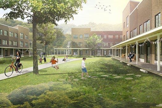 moderne woonvormen - co-housing community's