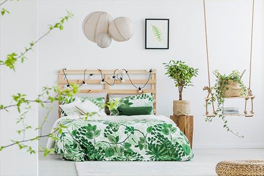 Groene in huis