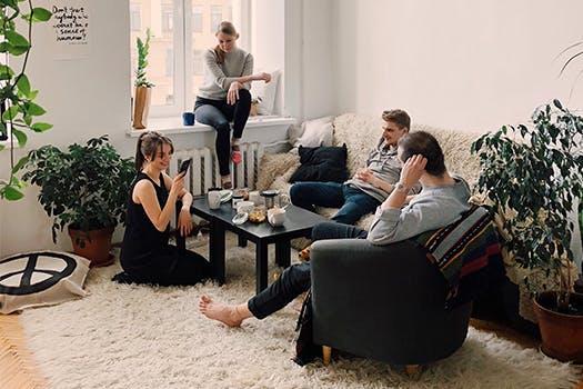 net verhuisd - organiseer een feestje
