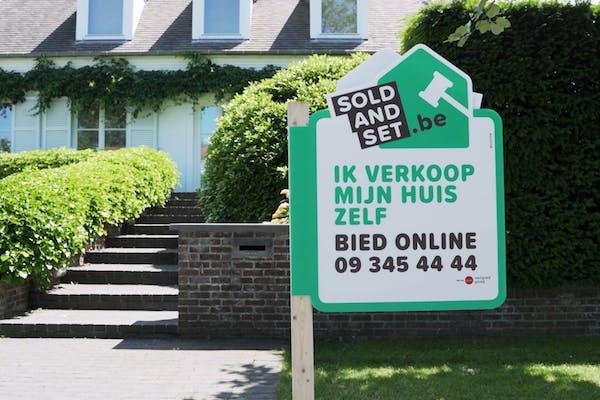 online bieden op een huis steeds populairder