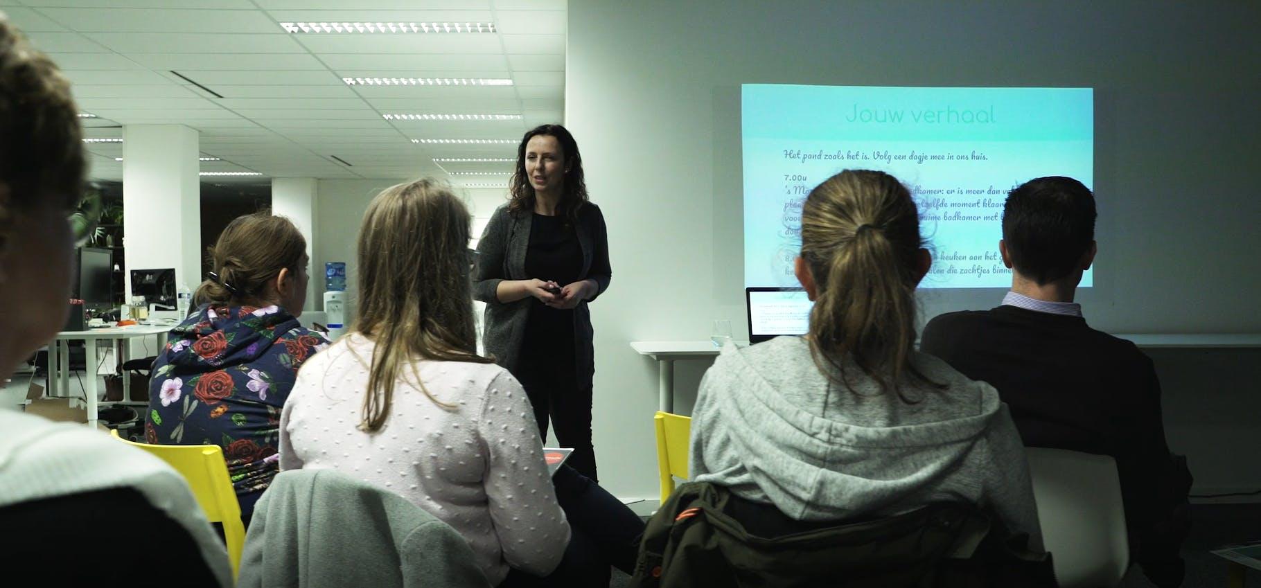 Infosessie Antwerpen - Hoe verkoop ik m'n huis zelf
