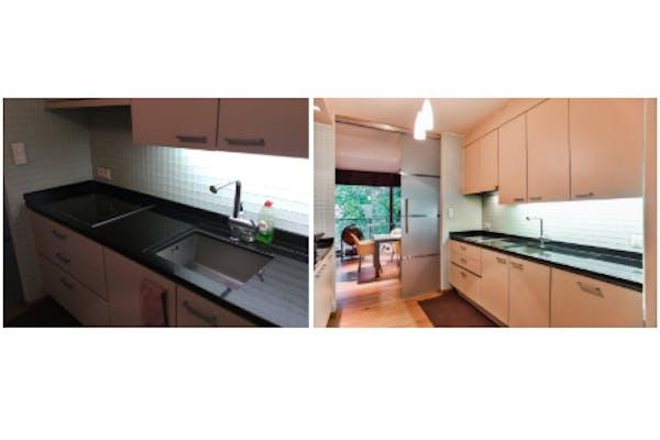 Keuken fotograferen