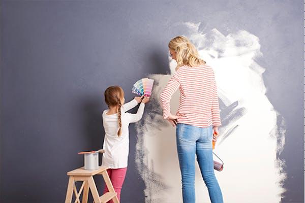 verf je muren