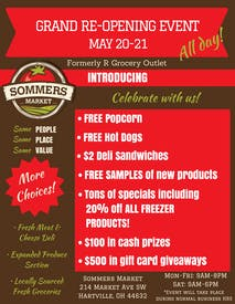 Sommers Market Image