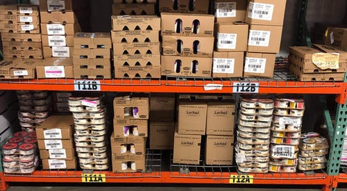 Wholesale refrigerated case lot